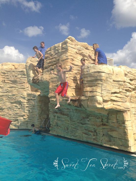 day 4 como pool cliffs